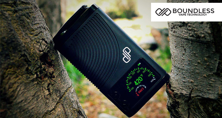 Boundless CFX Vape