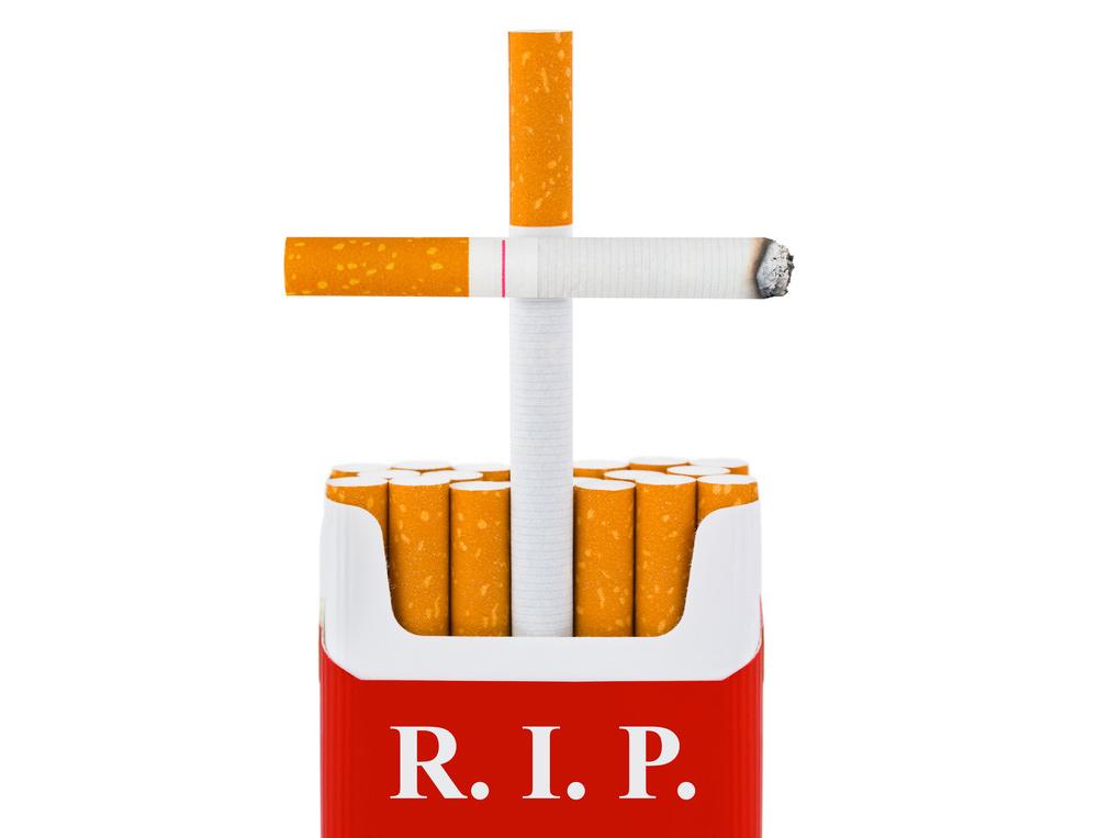 Zigaretten abschaffen